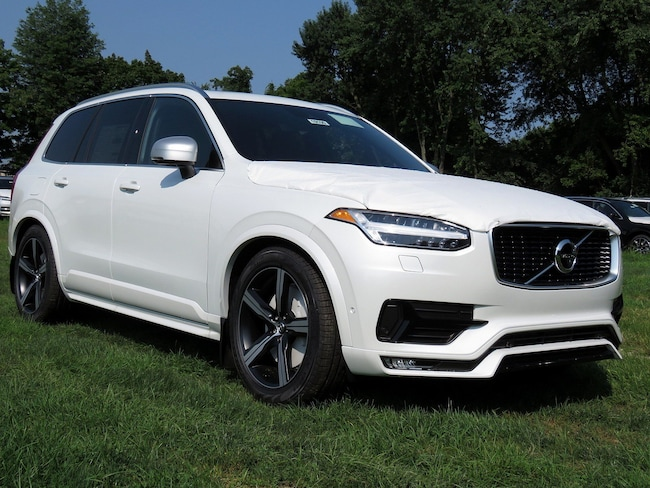 new 2019 volvo xc90 for sale west chester pa vin. Black Bedroom Furniture Sets. Home Design Ideas