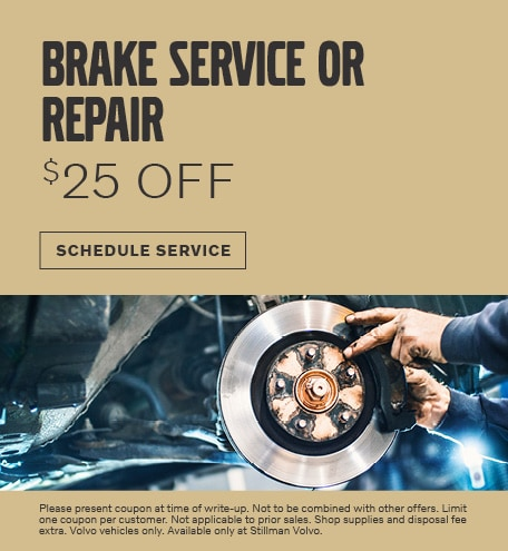 September   Brake Service