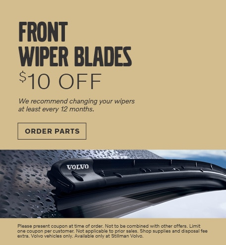 July | Wiper Blade Special