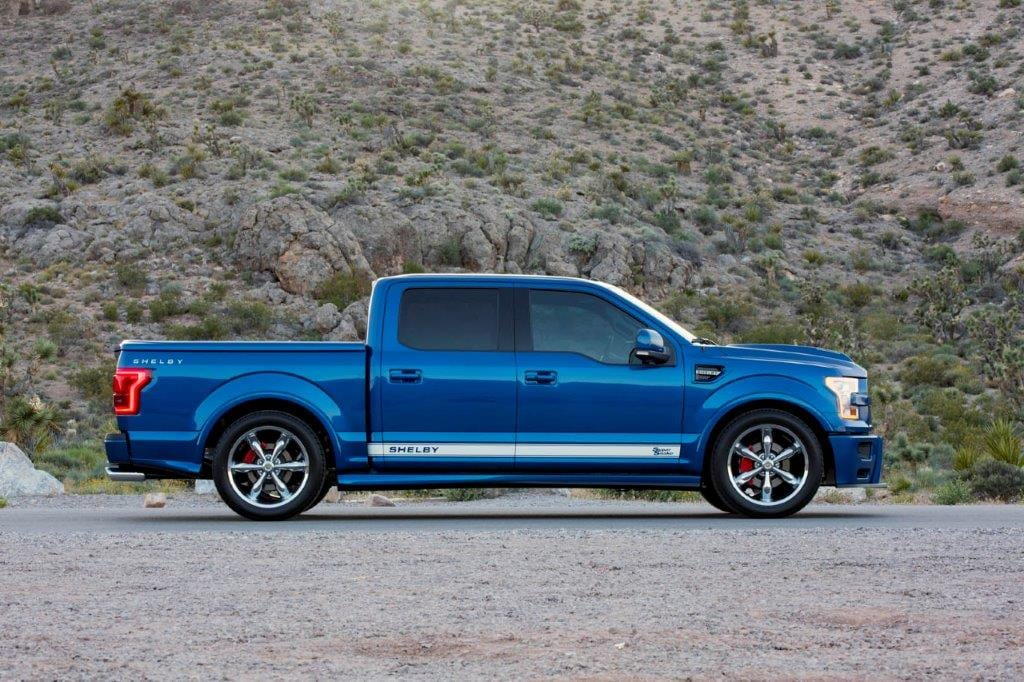 2017 Shelby F-150 Wide Body Super Snake  Truck