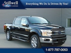 New 2018 Ford F-150 Lariat Truck 1FTFW1E11JFD25495 for sale in Hillsdale, MI