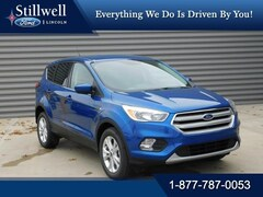 New 2019 Ford Escape SE SUV 1FMCU0GD9KUA17087 for sale in Hillsdale, MI