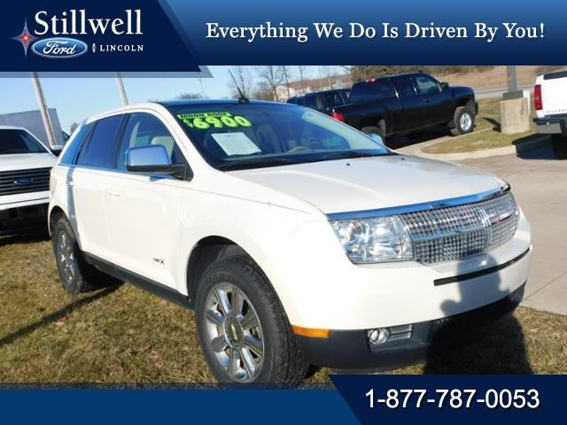 Used 2007 Lincoln MKX For Sale At Stillwell Lincoln