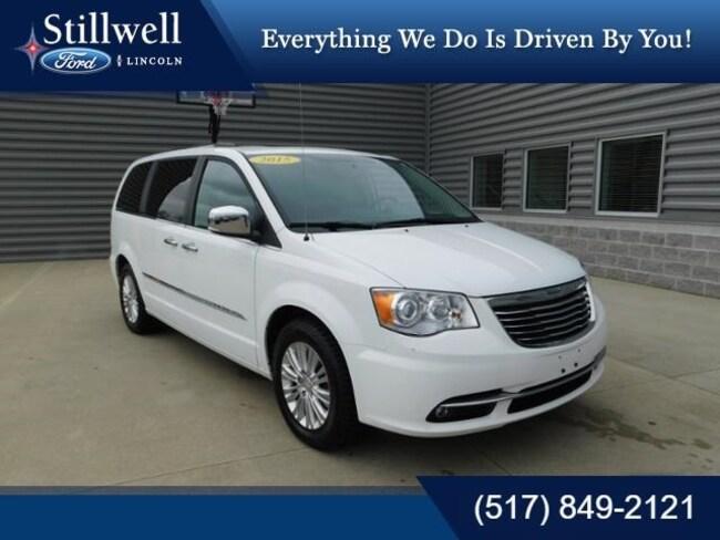 2015 Chrysler Town & Country Limited Minivan/Van