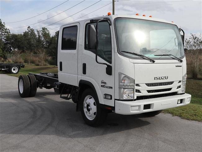 2018 Isuzu NPR Truck