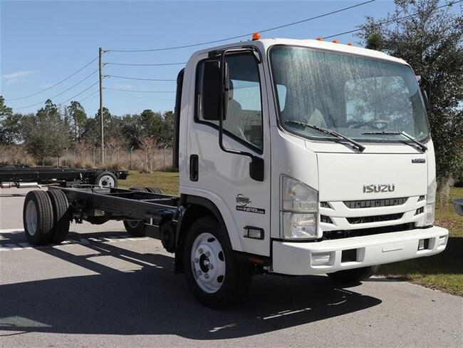 2019 Isuzu NPR fe4 Truck