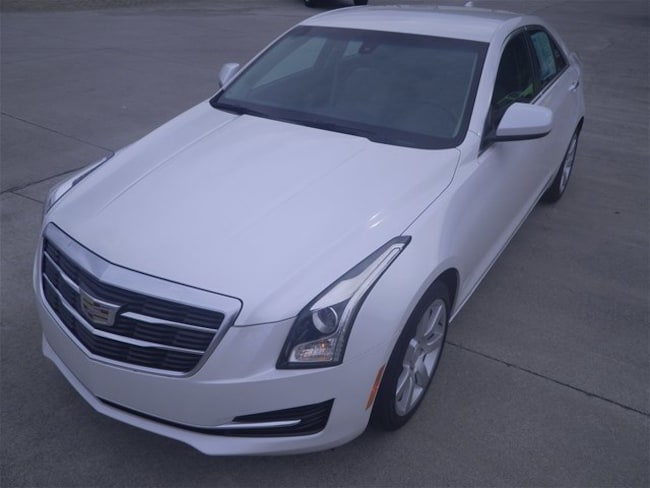 Used 2015 Cadillac Ats 2 5l For Sale In Newport Tn P06344