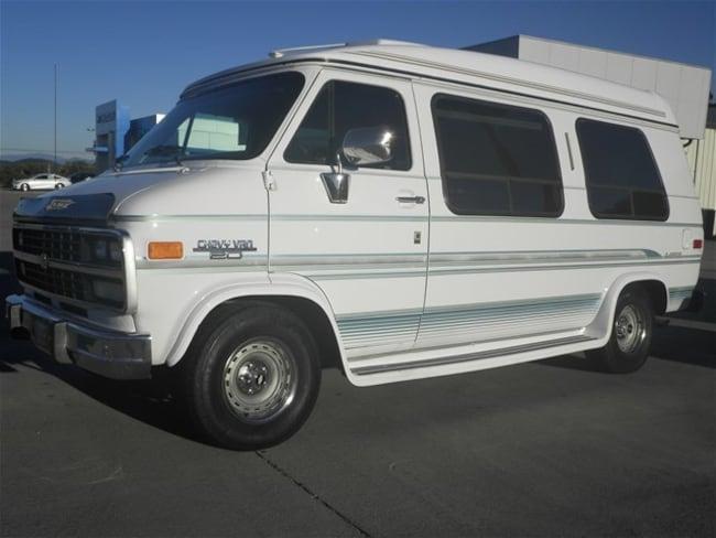 1993 Chevrolet Chevy Van Gladiator Conversion VAN Van