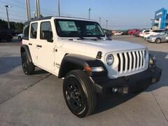 2019 Jeep Wrangler UNLIMITED SPORT 4X4 Sport Utility for sale in Newport, TN