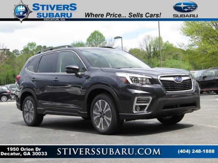 New 2019 Subaru Ascent Premium 8-Passenger SUV for sale or lease in Decatur, GA