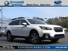 Certified Pre-owned 2018 Subaru Outback 2.5i Limited SUV for sale in Decatur, GA