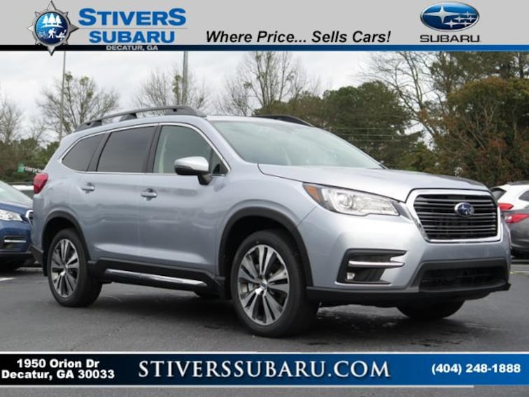 New 2019 Subaru Ascent Limited 7-Passenger SUV for sale or lease in Decatur, GA