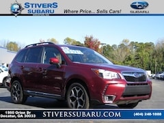 Certified Pre-owned 2016 Subaru Forester 2.0XT Touring SUV for sale in Decatur, GA