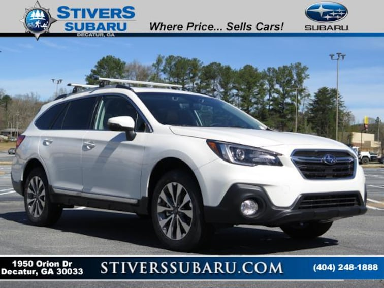 New 2019 Subaru Outback 3.6R Touring SUV for sale or lease in Decatur, GA