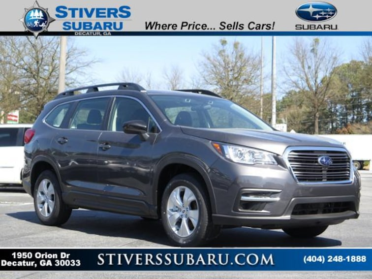 New 2019 Subaru Ascent Standard 8-Passenger SUV for sale or lease in Decatur, GA