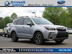 Used 2015 Subaru Forester 2.0XT Touring (CVT) SUV for sale in Decatur, GA