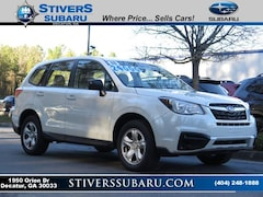 Used 2018 Subaru Forester 2.5i SUV for sale in Decatur, GA