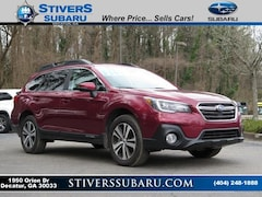 Used 2018 Subaru Outback 2.5i Limited SUV for sale in Decatur, GA