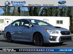 New 2019 Subaru WRX Sedan for sale or lease in Decatur, GA