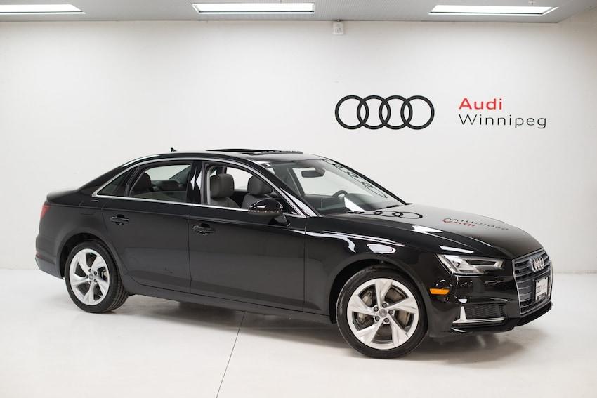 2019 Audi A4 Progressiv Sedan