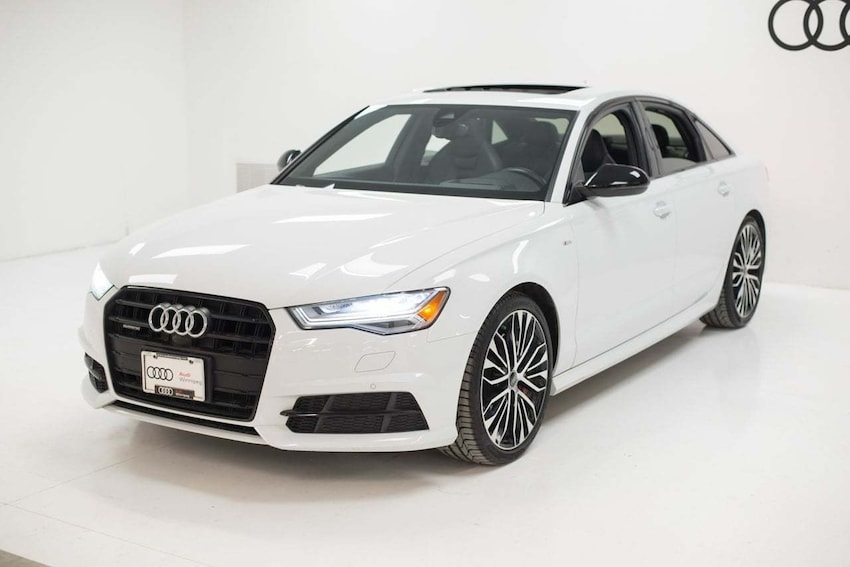 used 2017 audi a6 3 0t competition technik in winnipeg mb. Black Bedroom Furniture Sets. Home Design Ideas