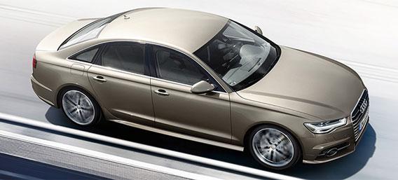 2018 Audi A6 and S6 Sedan