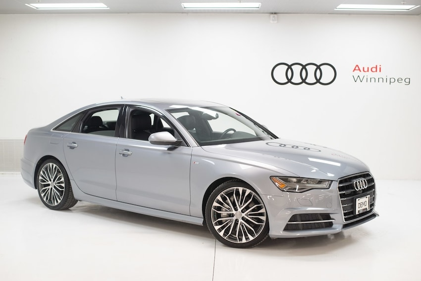 מודיעין Used 2017 Audi A6 3.0T Technik in Winnipeg MB   s:d-17207441 v DG-04