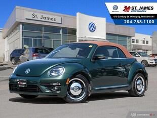 2017 Volkswagen Beetle Convertible Classic 1.8TSI CONVERTIBLE, 17 ALLOYS, BLUETOOTH, Convertible