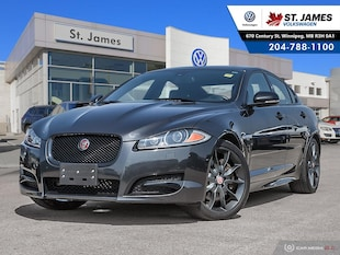 2015 Jaguar XF Sport Sedan