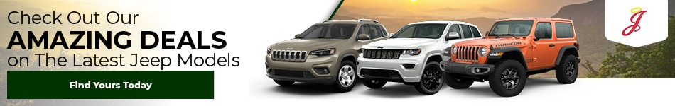 Amazing Jeep Deals