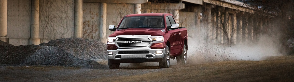 New Ram Trucks in Saint J, VT