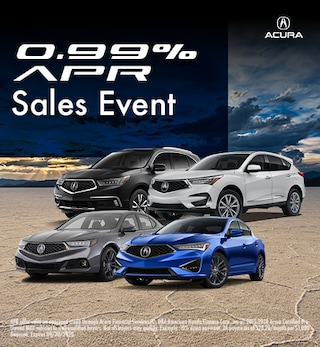0.99% APR Sales Event