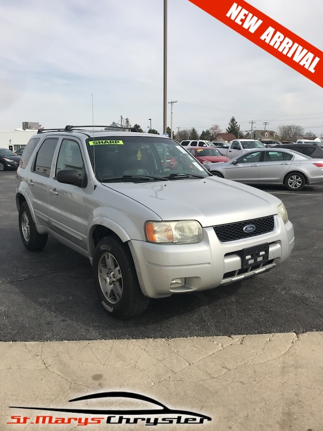 2003 Ford Escape Limited SUV