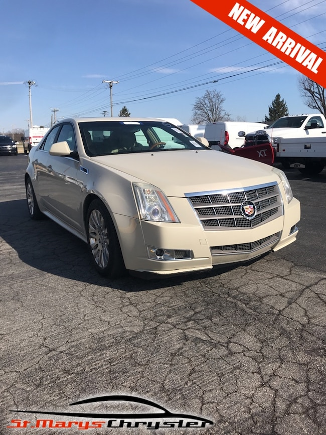 2011 Cadillac CTS Premium Sedan
