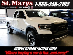 2019 Ram 1500 REBEL QUAD CAB 4X4 6'4 BOX Quad Cab