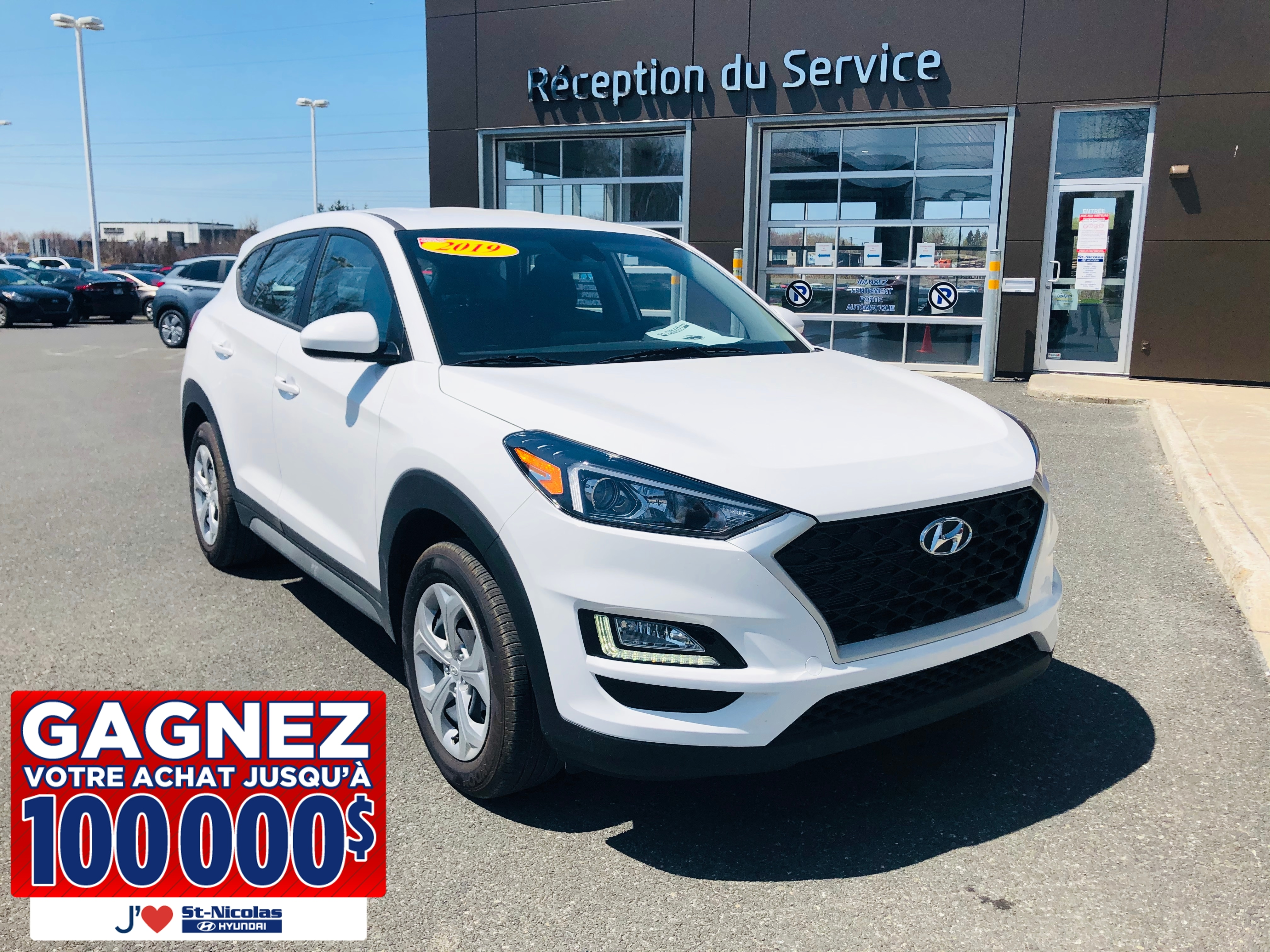 Hyundai Tucson Essential***AWD***CAMERA DE RECUL** 2019
