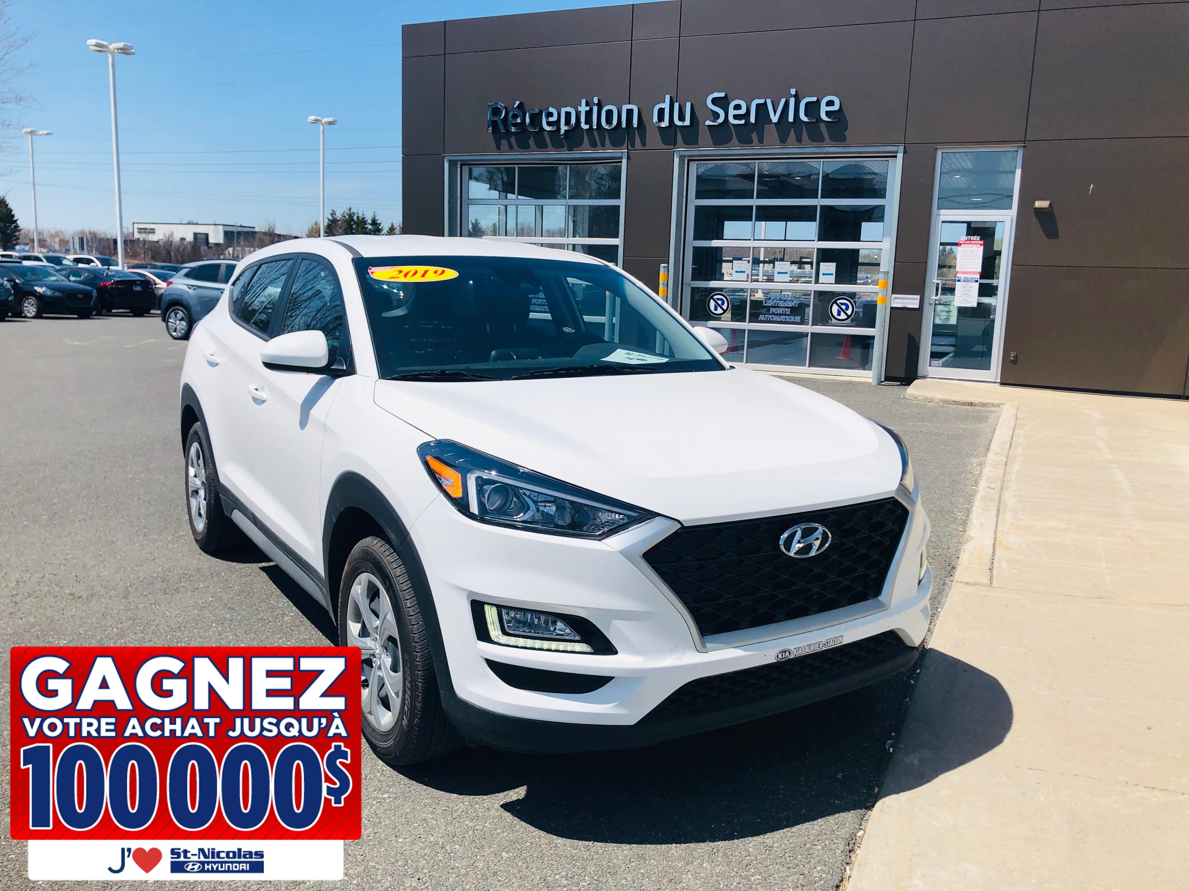 Hyundai Tucson Essential***AWD***BAS KM*** 2019