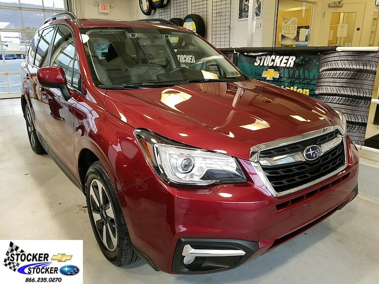 Used 2017 Subaru Forester 2.5i Limited SUV for sale in State College, PA at Stocker Subaru
