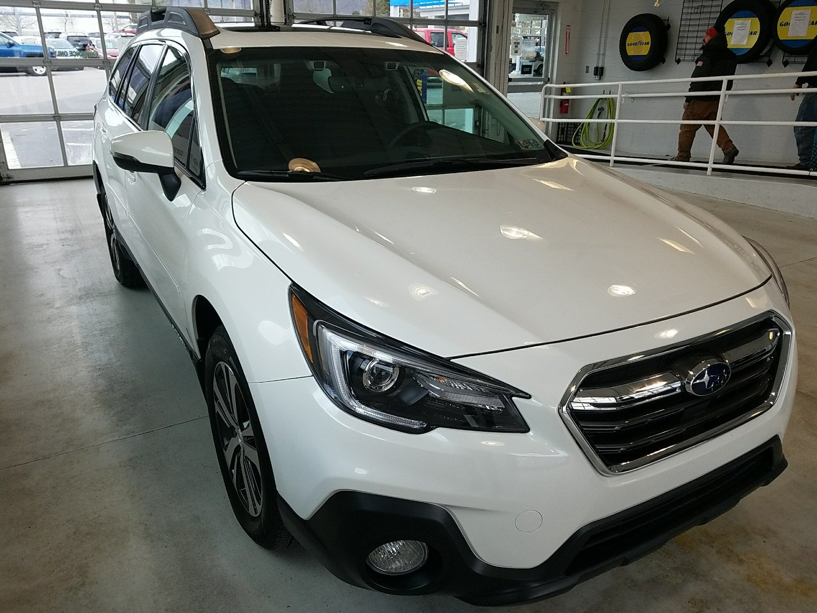 2018 Subaru Outback 2.5i Limited SUV for sale in State College, PA