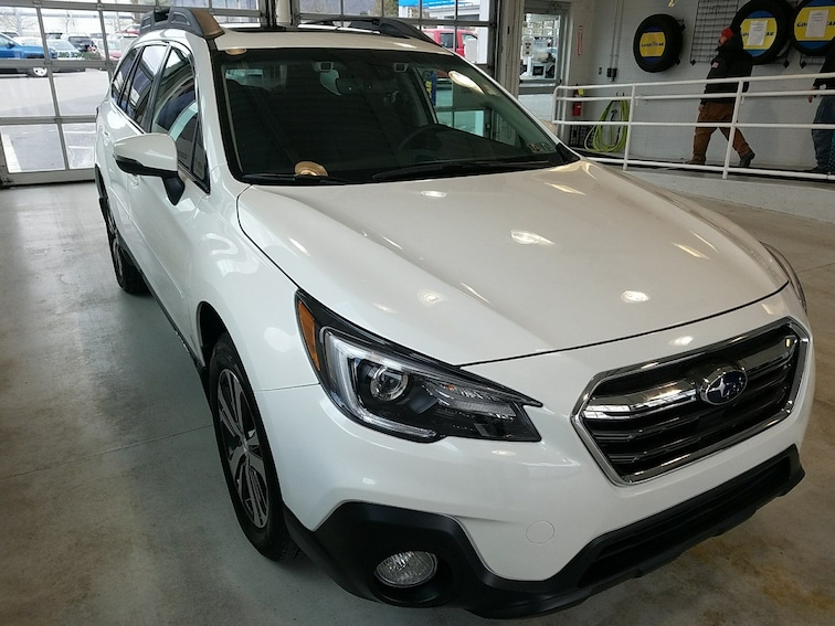 Used 2018 Subaru Outback 2.5i Limited SUV for sale in State College, PA at Stocker Subaru