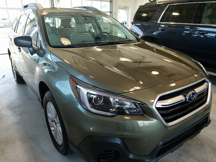 Used 2018 Subaru Outback 2.5i SUV for sale in State College, PA at Stocker Subaru