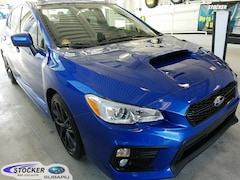 New 2019 Subaru WRX Premium (M6) Sedan for sale in State College, PA at Stocker Subaru