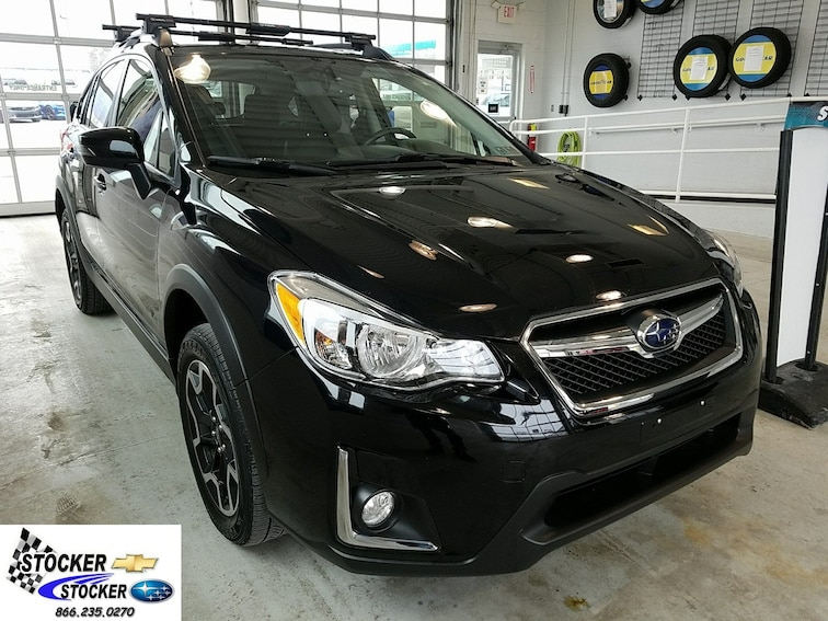 Used 2016 Subaru Crosstrek 2.0i Limited SUV for sale in State College, PA at Stocker Subaru