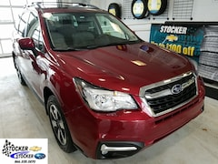 2018 Subaru Forester 2.5i Limited SUV JF2SJALC3JH524541 for sale in State College, PA at Stocker Subaru