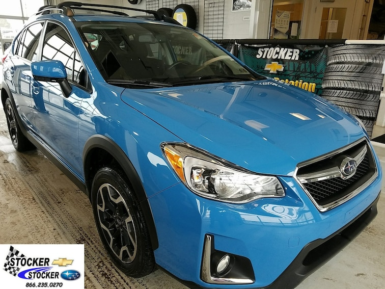 Used 2016 Subaru Crosstrek 2.0i Premium SUV for sale in State College, PA at Stocker Subaru