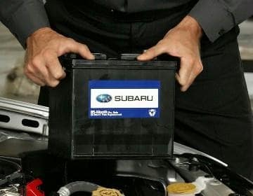 Genuine Subaru Battery Special