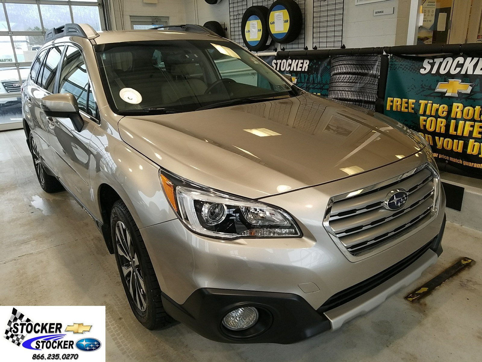 2016 Subaru Outback 2.5i Limited SUV for sale in State College, PA