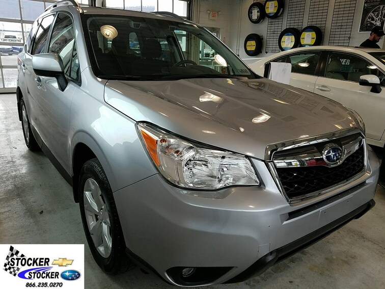 Used 2016 Subaru Forester 2.5i Premium SUV for sale in State College, PA at Stocker Subaru