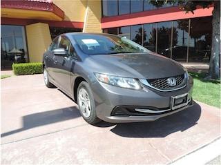 2014 Honda Civic Sedan LX CVT LX