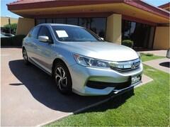 2016 Honda Accord Sedan LX I4 CVT LX